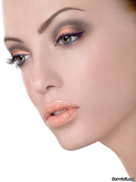 1_10 - Вечерний макияж глаз - фото - Макияж - Фотоальбомы - Я - МОДНАЯ