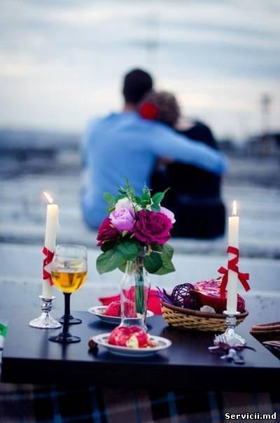 Как любимому сделать красивое романтическое свидание