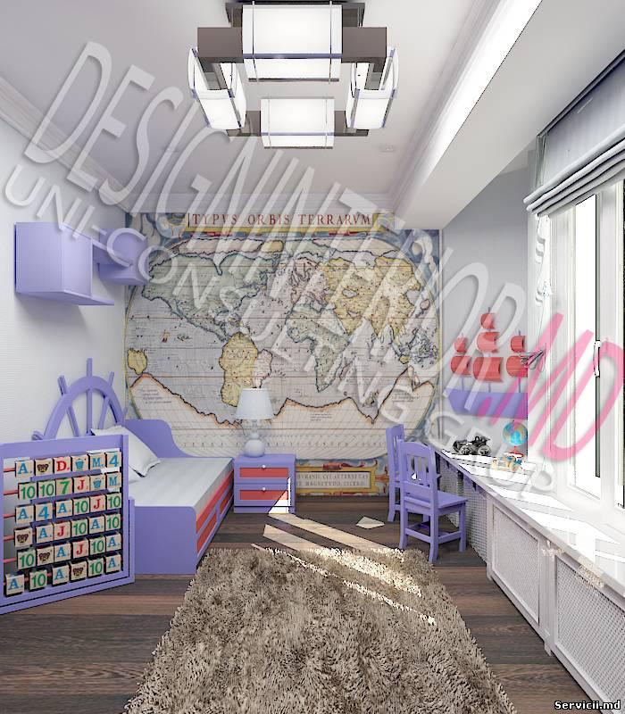 Servicii De Design Interior: Design Interior/Дизайн и оформление