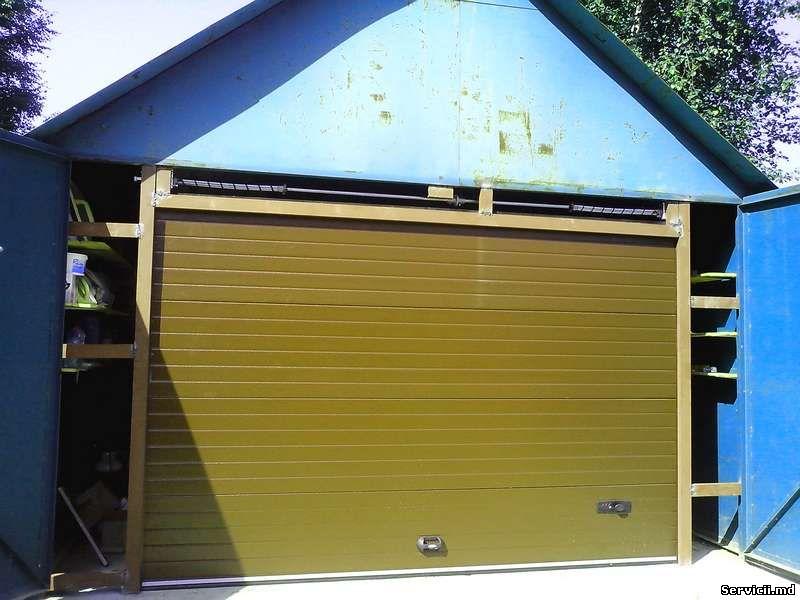 Автоматические ворота на гараж рейтинг